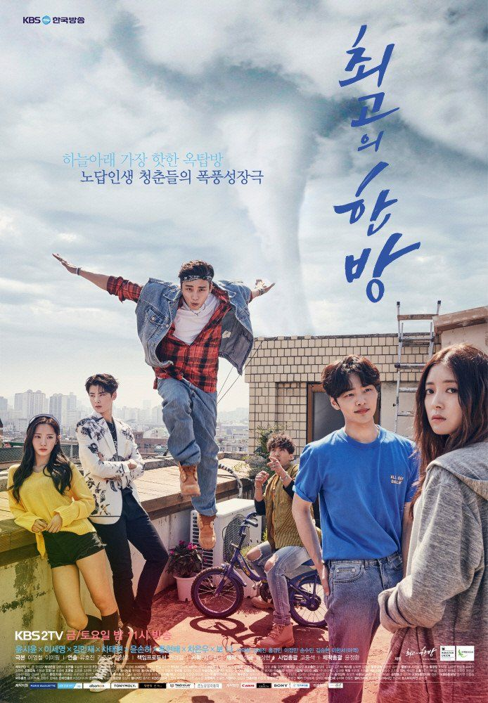 Kdrama The Best Hit.  LL's rating: SKIP.  Too dumb and a bit cartoonish in a way.  I got up to ep6 and dropped it.  Plus I thought Yoon Shi Yoon's acting was awful.