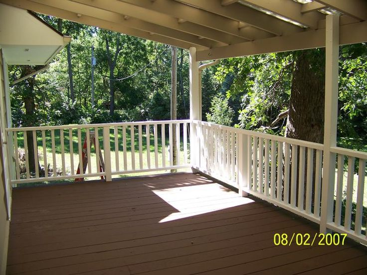 8 Best Deck Images On Pinterest Deck Colors Outdoor