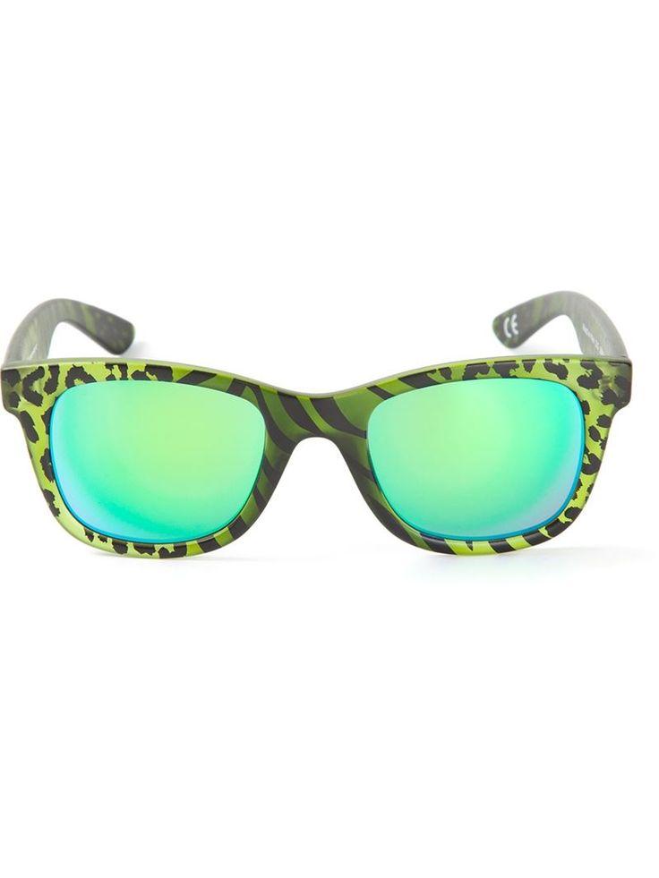 Italia Independent 'I-Peach' mirrored lenses sunglasses
