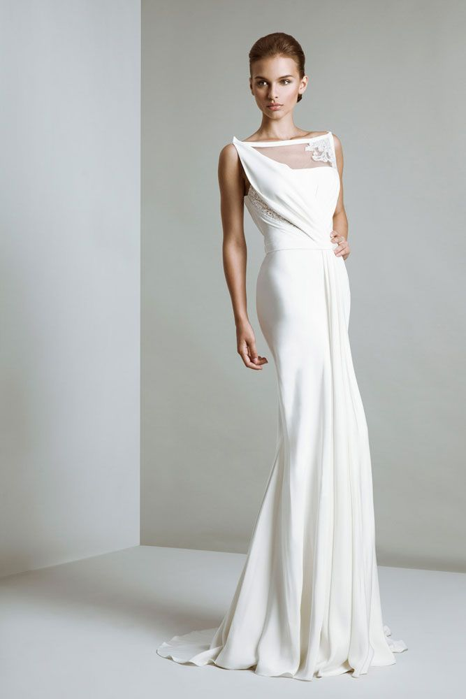 Tony Ward wedding dresses 2014 collection. To see more: http://www.modwedding.com/2014/07/14/tony-ward-wedding-dresses-2014-2/ #wedding #weddings #wedding_dress #tony_ward