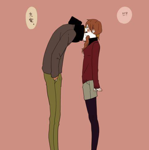 Cute Anime Couple 深町なか - Google 検索