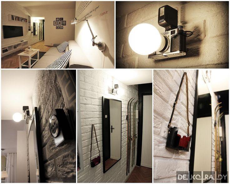 Jak zrobić lampkę ze starego aparatu fotograficznego?  Szczegóły znajdziecie tutaj: http://deko-rady.pl/zrob-to-sam/usmiech-lampa-hand-made_3297
