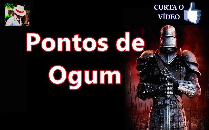 PONTOS DE OGUM COM LETRA #1