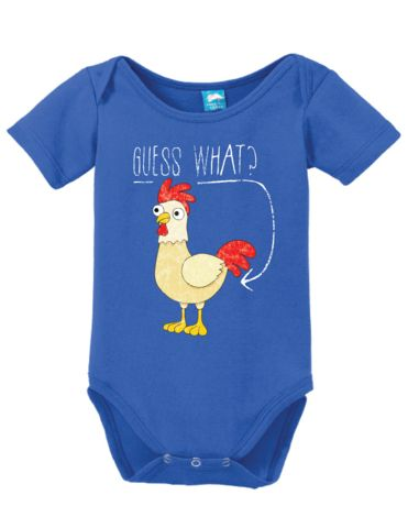 """Baby """"Guess What, Chickie Butt"""""""