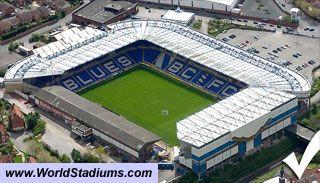 St. Andrews Stadium, Birmingham City