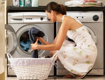Mistakes When Washing with Washing Machine