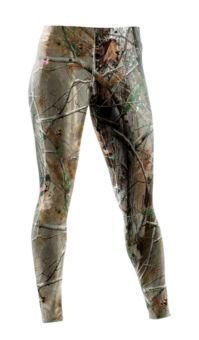 Under Armour® EVO ColdGear® Camo Leggings for Ladies | Bass Pro Shops