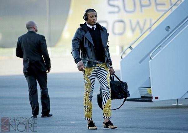 Let's Talk About Cam Newton's Pants...