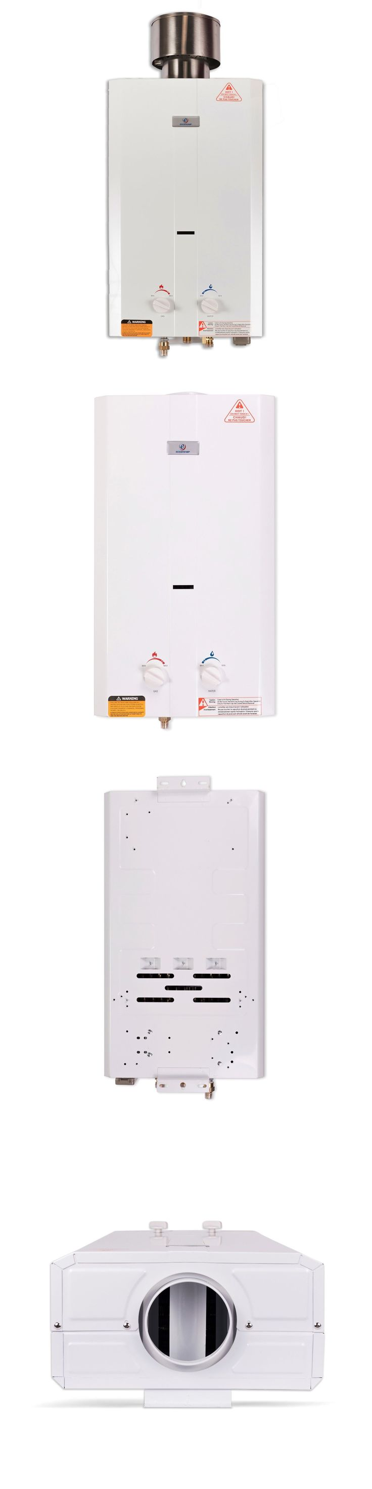 Portable Showers and Accessories 181396: Eccotemp L10 Portable Outdoor Tankless Water Heater Shower -> BUY IT NOW ONLY: $229 on eBay!