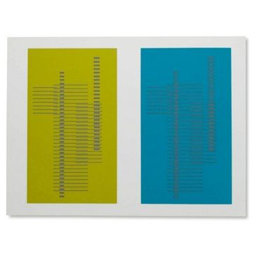 Check out this item at One Kings Lane! Josef Albers, Portfolio 1, Folder 6A