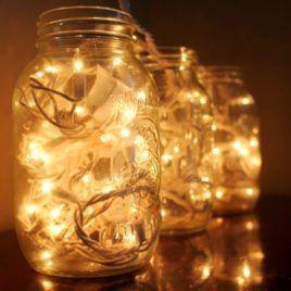 13 Ideas For Fairy Lights In Your Bedroom Fairy Lights Bedroom In ...