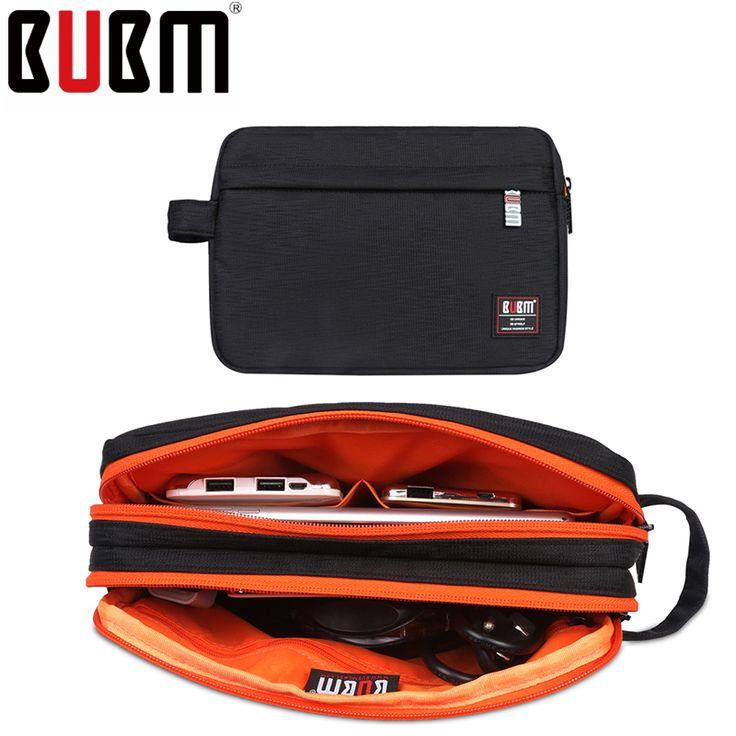 BUBM Luxury Travel Electronics Organizer / Ipad MINI Case / Phone Accessories Carry Bag travel bag digital receiving bag storage // FREE Worldwide Shipping! //     #hashtag3