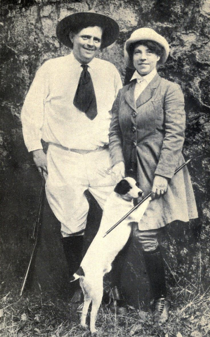 Jack_and_Charmian_London_6_days_before_London's_death_1916.jpg (1461×2341)