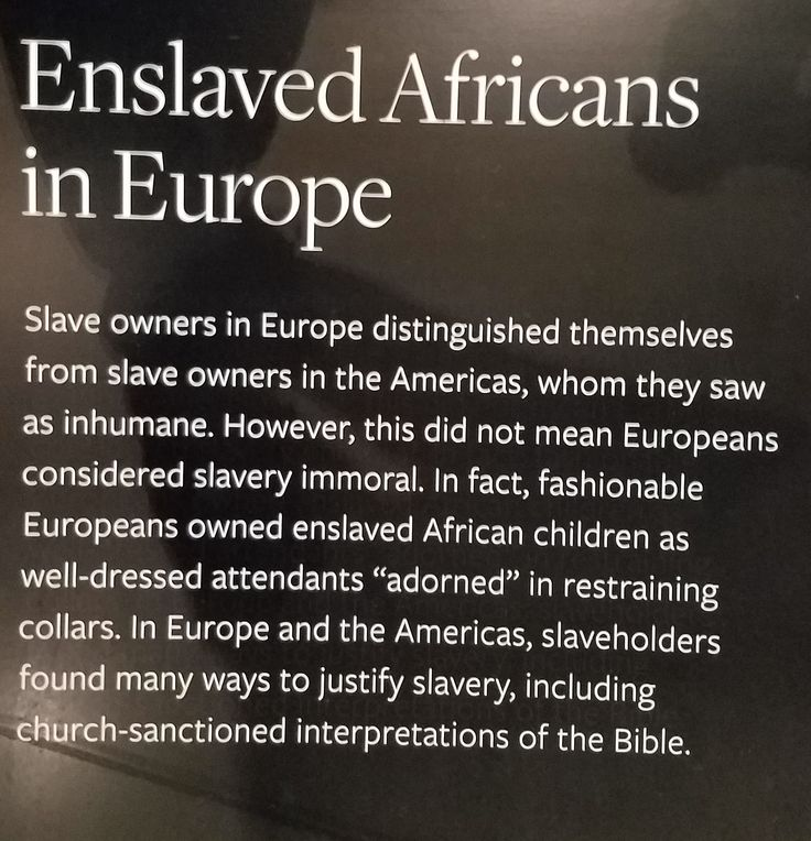 an argument that slavery is immoral and inhumane From our perspective, slavery is one of the most controversial institutions of the past we see slavery as an inhumane, immoral, and intolerable business.