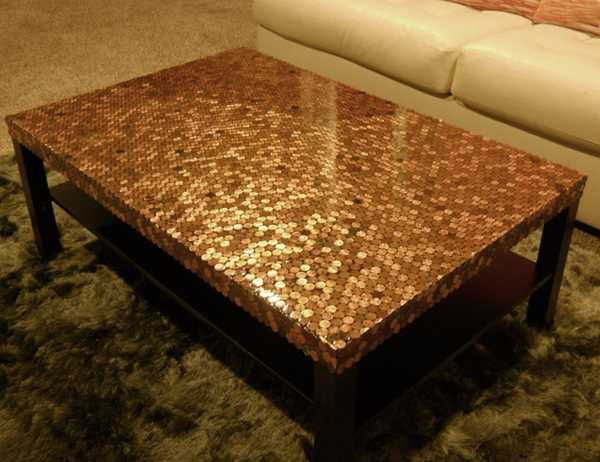 Penny Designs, 25 DIY Ideas for Home Decorating with Majestic Copper Glow / N to think some people throws them in the trash. Unfortunately i refuse to join :)