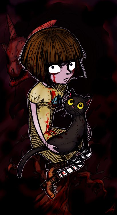 Fran Bow Horror Game