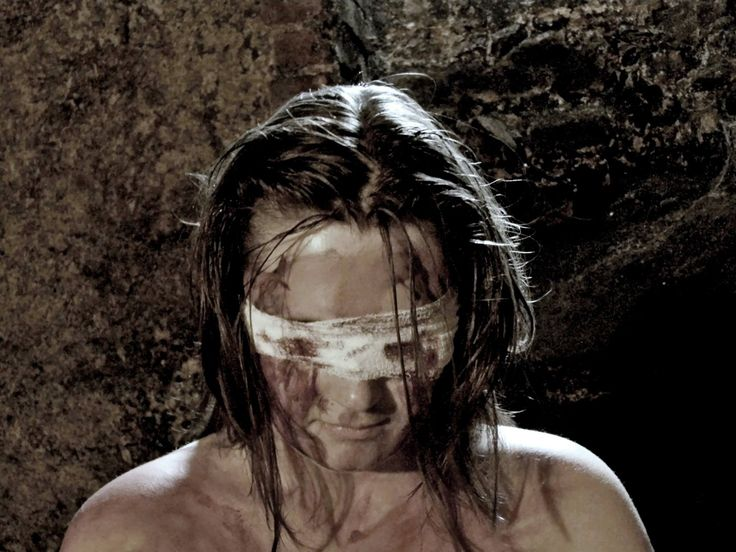 Blind Girl I