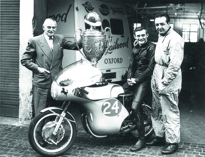 "Mike ""The Bike"" and the Ducati Desmo GP 250: thank you, dad!"