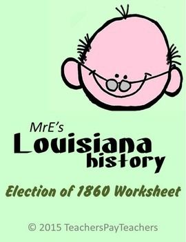 GLE 33. Analyze how the democratic process has been used to institute change in Louisiana (C-1B-M5)Just how did the election of 1860 change Louisiana. First it all began in January of 1861. As I search through my huge Louisiana history jump drive I came across things that I have used successfully and want other students to get to try they out.