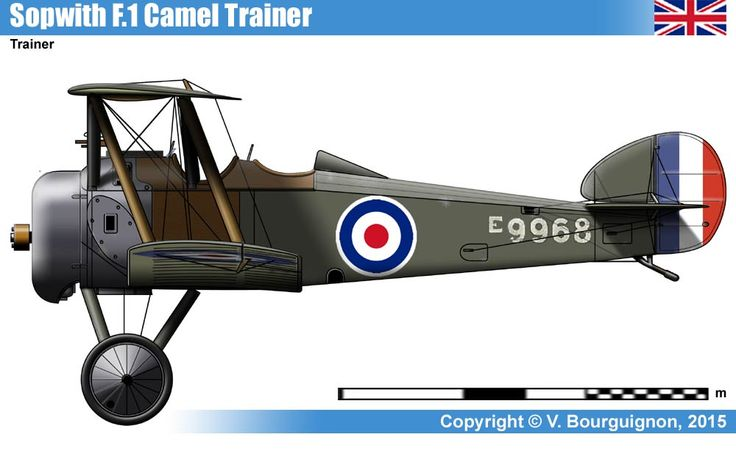 Sopwith F.1 Camel Trainer