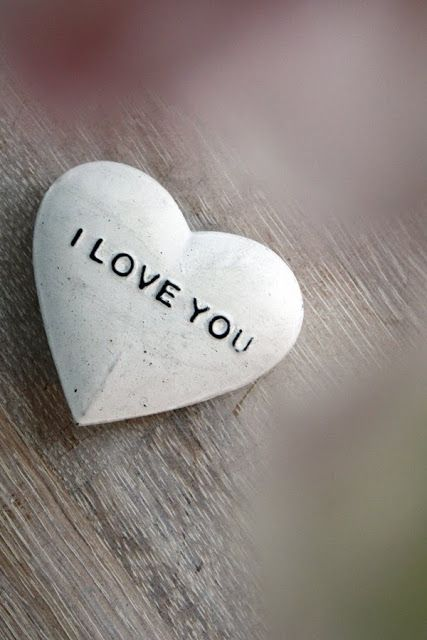 Have I told you that I love you today? Just in case you say no, I LOVE YOU BABY!!!