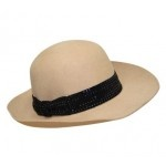 $49.95 Beige Wide Brimmed Hat  free shipping within Australia at sterlingandhyde.com.au