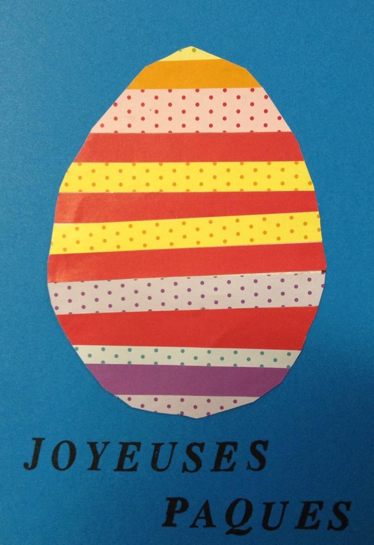 Carte œuf