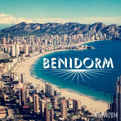 #Benidorm, Spain. Vía @LowFestival #Festivales #Música