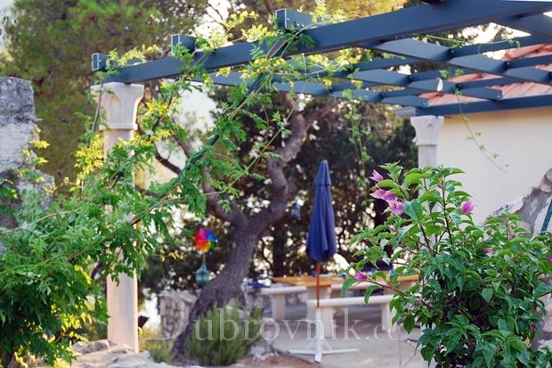 Private terrace - Eigene Terrasse