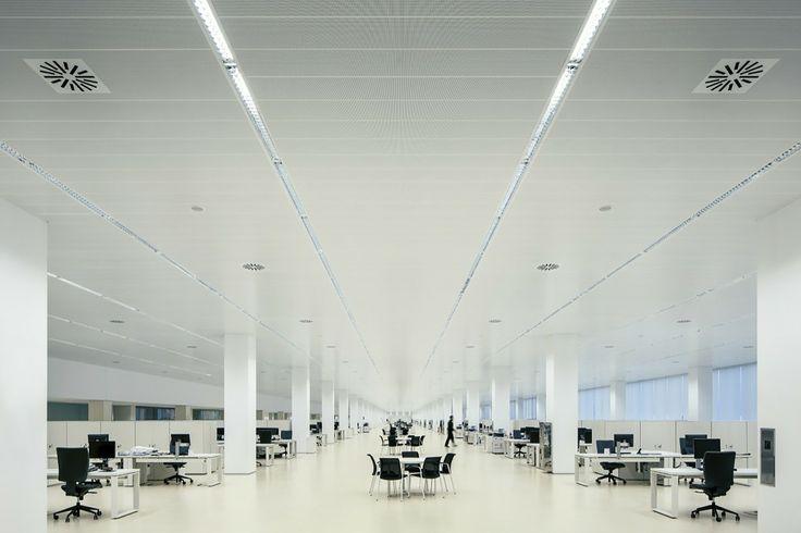 Nuevas Oficinas de Massimo Dutti en Tordera / Battle i Roig Architectes New Massimo Dutti Headquarters In Tordera / Battle i Roig Architectes – Plataforma Arquitectura