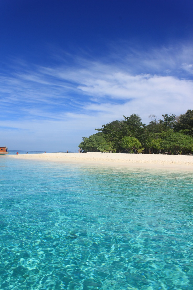 Lihaga Island, North Sulawesi - Indonesia