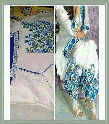Bollywood Ethnic Designer Punjabi Patiala Indian party wear Wedding suit