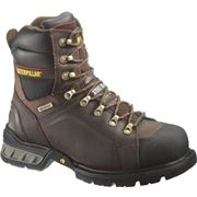 "Get $58 Off on #Caterpillar Excavator 8"" #Waterproof Steel Toe #Work Boot - #Compare #Prices and Save More"