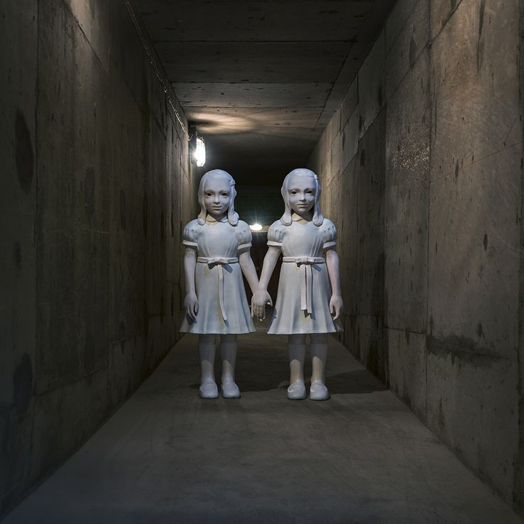 Kim Simonsson, Lisa and Louise, 2014, Jason Jacques Gallery