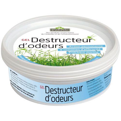 Gel destructeur d'odeur - 250 g - NATURELLA