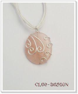 Cleo wire jewelry design @Stephanie Potts Hart