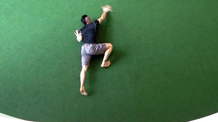 Ido portal's lizard crawl- one of my favorite portal moves, still need p...