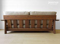 Rakuten cantidad variará dependiendo de la cubierta completa del anillo sofá sofá sofá de madera interno 1P 2P 3P 2.5p sofá RECK-WN…