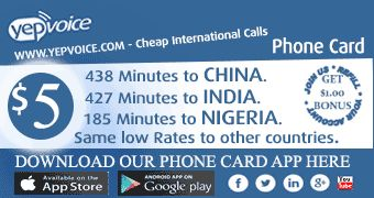 International Phone Card - Cheap International Calling Cards