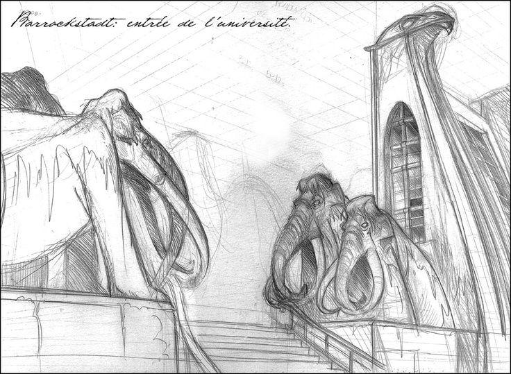 benoit sokal sketches - Поиск в Google