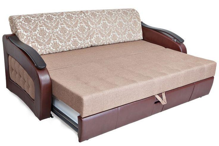 sofa cama marrom