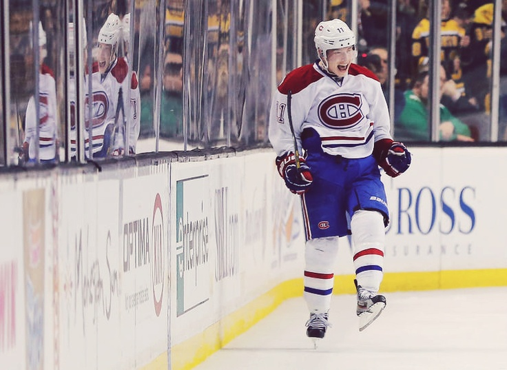 And here he is again: Brendan Gallagher, shootout winner for the Habs against the Bruins