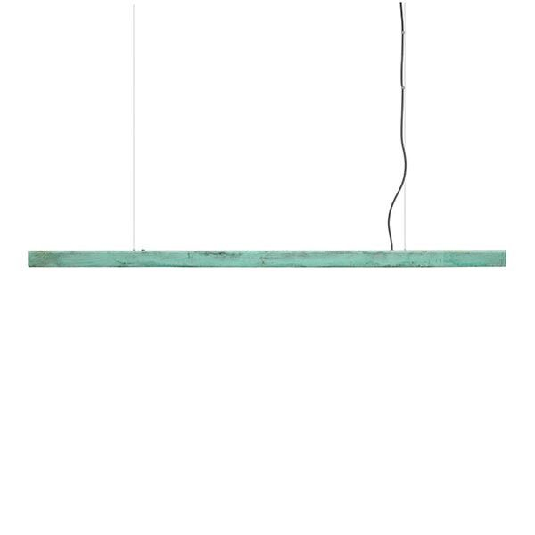 Irret kobberlampe - 250 cm