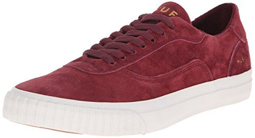 HUF Skateboard Shoes ESSEX WINE Size 8 - http://on-line-kaufen.de/huf/8-d-m-us-huf-skateboard-shoes-essex-wine
