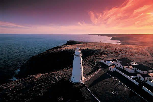 Australia's first light house, Cape Willoughby Lighthouse Kangaroo Island South Australia