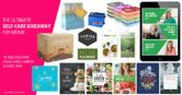 Self-Care Goody Bag for Moms Giveaway  Open to: United States Canada Ending on: 09/19/2017 Enter for a chance to win a self-care goody bag for moms filled with 16 prizes that will keep you happy healthy and well dressed this fall  worth over $1000. Includes a $150 gift certificate at Anthropologie Thrive Market Membership and meals from Sun Basket one-year []  Enter the Self-Care Goody Bag for Moms Giveaway on Giveaway Promote.