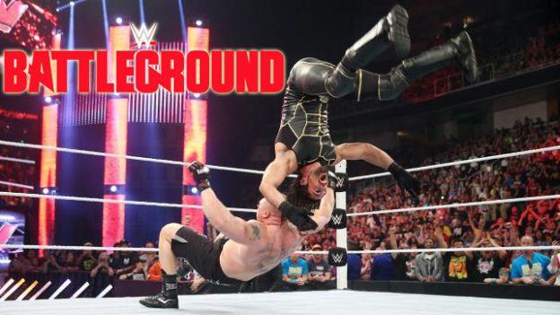 WWE Battleground 2015: todo lo que tienes que saber del evento