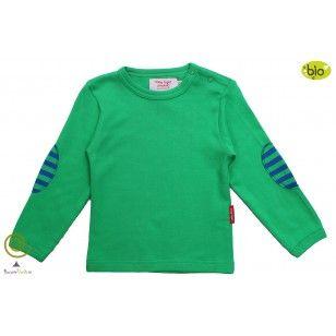 "Bluza ""Verde si petice"""