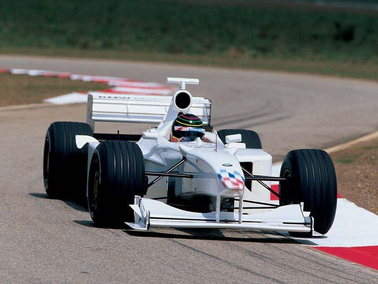1999 Williams FW21 - BMW (Jorg Muller test)