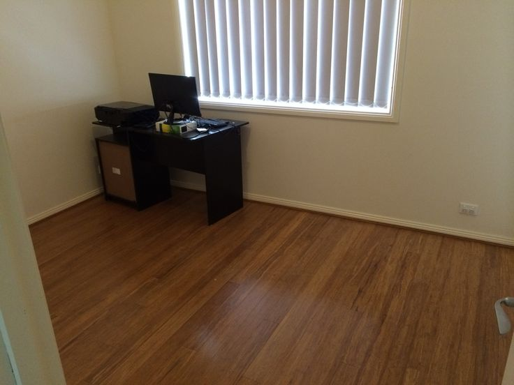 10mm Prolext Bamboo Flooring - Carbonised